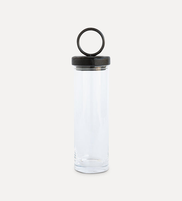 Linden Glass Canister