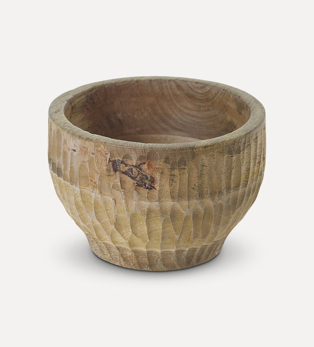 Mina Carved Bowl