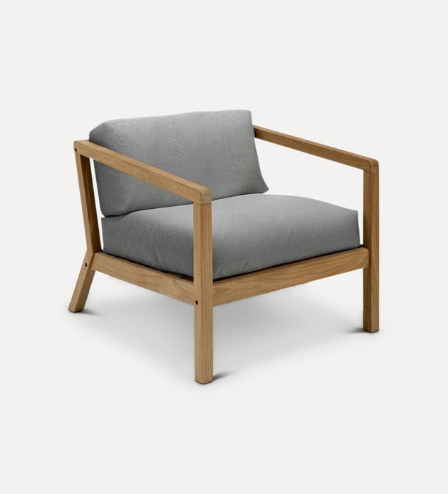 Virkelyst Outdoor Chair Ash