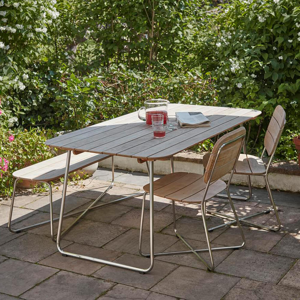 Skagerak sustainable outdoor furniture