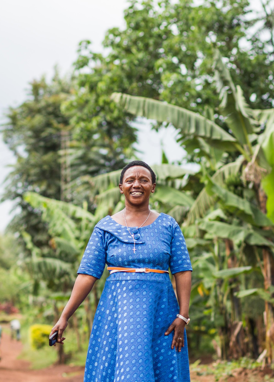 Lindye Galloway Shop impact program provides micro loans to small business owners around the world