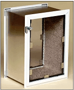 hale in wall dog door in wall, plexidor wall mount pet doors for walls, wall cat door for wall