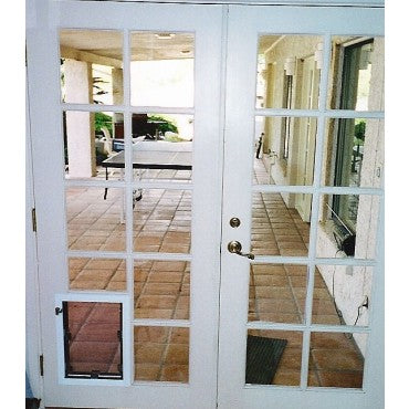 hale custom pet doors for french doors with panes