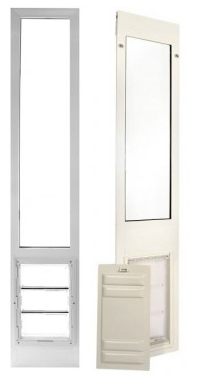 ideal vip 150 and thermo panel 3e for sliding glass doors