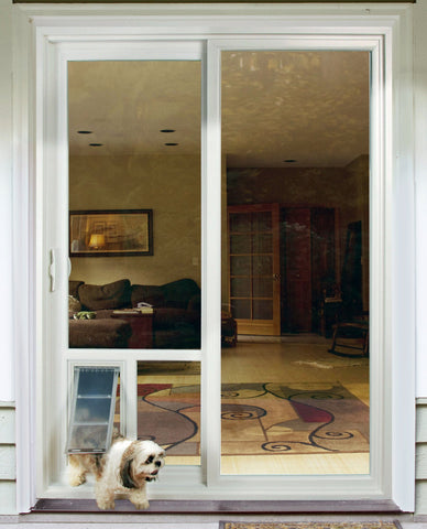 Pet doors Guys In Glass Pet doors for Small Dogs and Cats