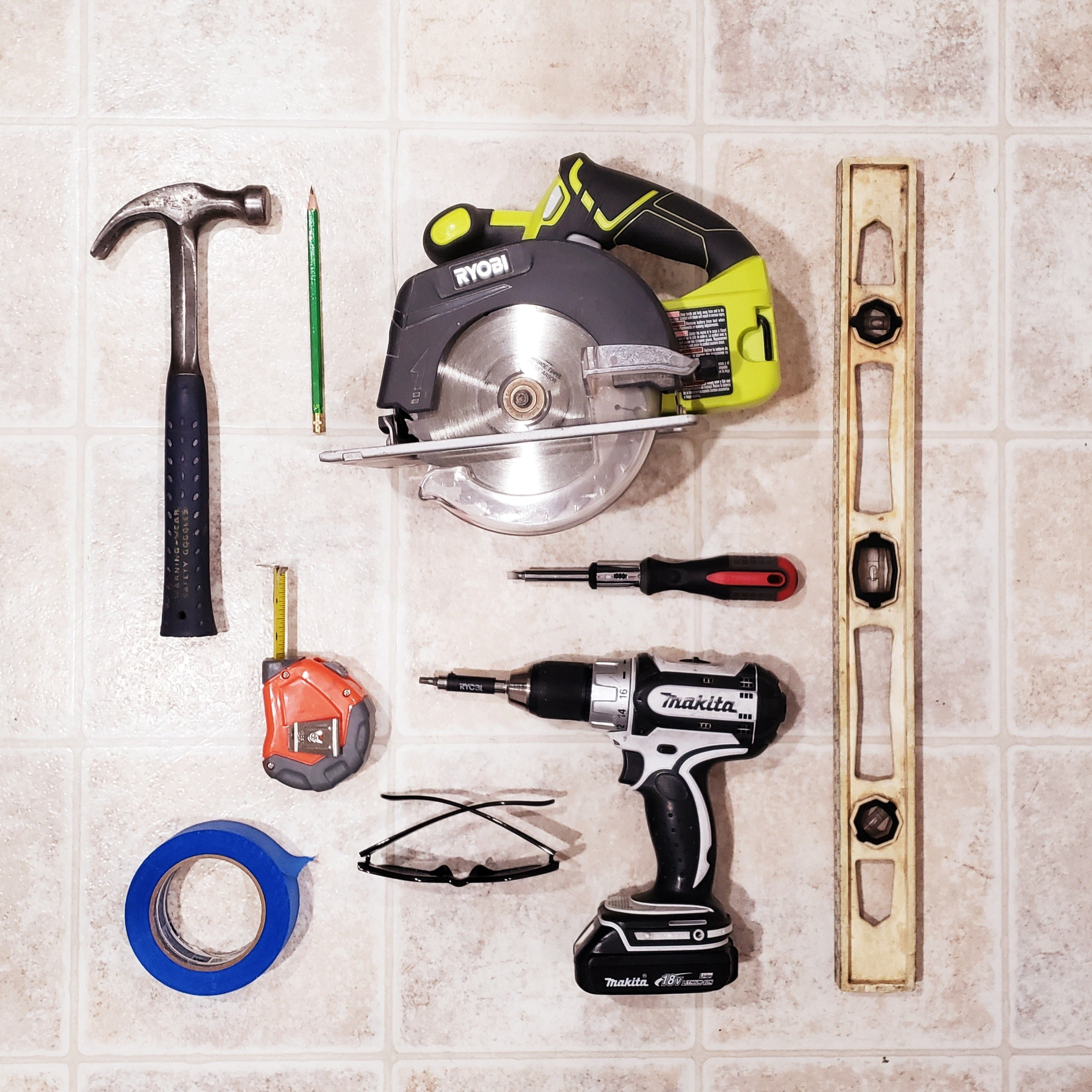 tools required to install a pet door