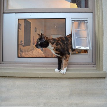 The endura flap cat flap is perfect for small to large cats