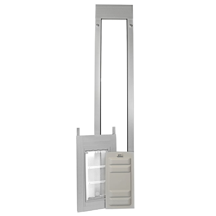 silver endura quick panel for sliding doors