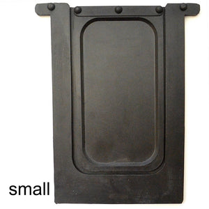 pride black rubber replacement flap
