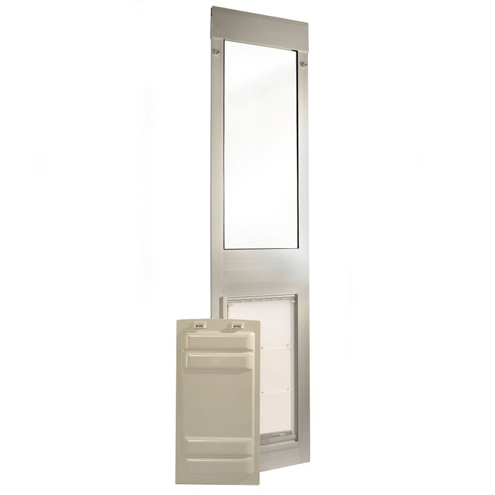 silver endura quick panel 3 for sliding doors
