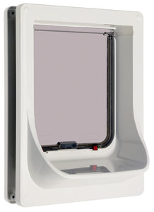 cat mate 254 electronic cat door outside view