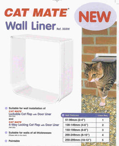 box for the cat mate wall liner for cat mate 234 and 235