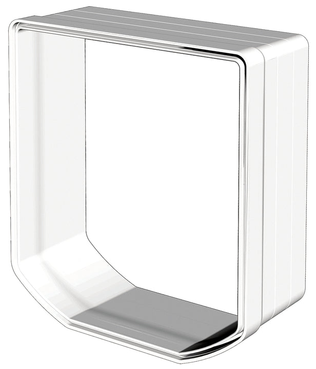 cat mate cat door wall liner - cat mate wall liner door framing