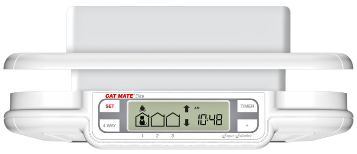 control console for cat mate elite 355