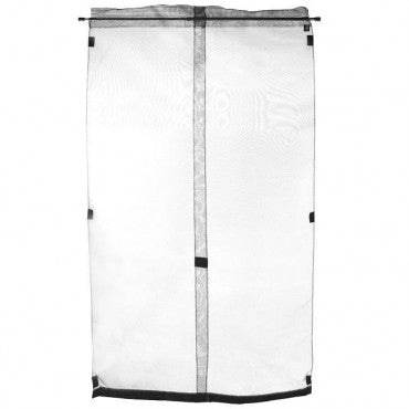 hanging bugoff screen door