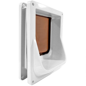 cat mate 254 electronic door back view