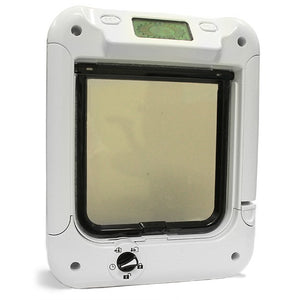 cat mate 359 timer controlled door front view