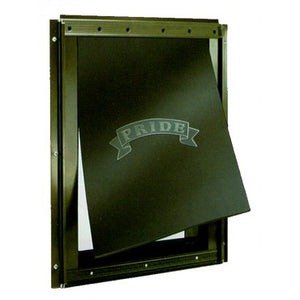 The Pride Der Door for screens comes in a variety of sizes to accommodate pets of every size