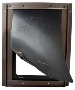 open black rubber pride replacement flap