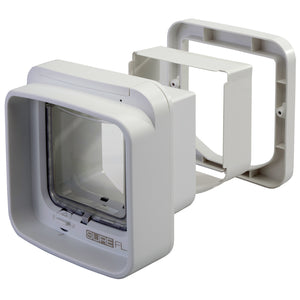 sureflap dualscan separate pieces