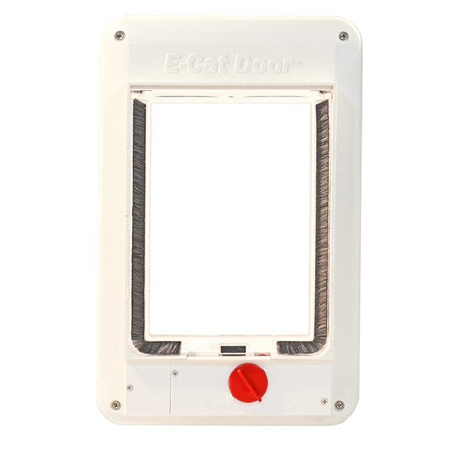 Ideal Electronic Cat Door front view