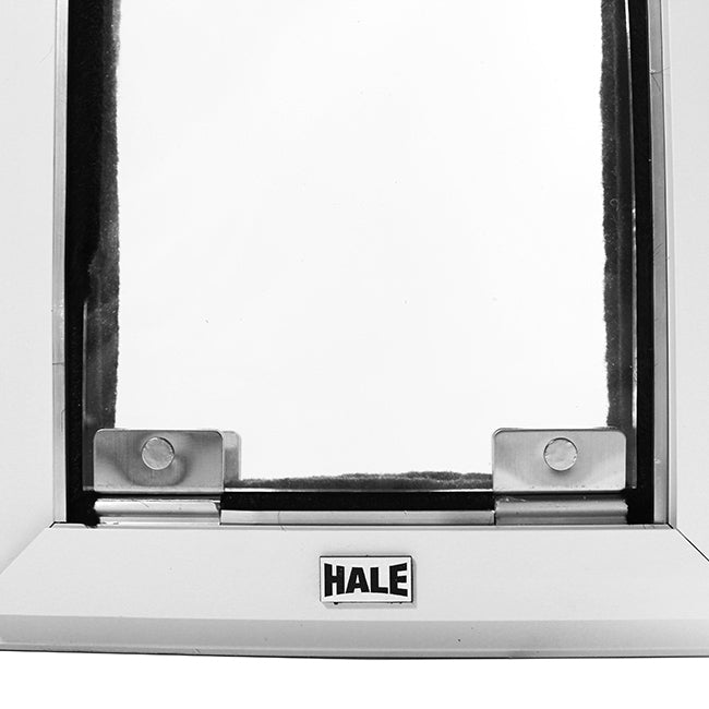 "Hale ""Omni"" Pet Door for Sash Windows"