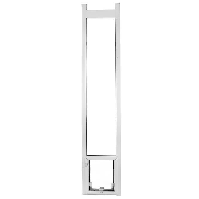 Hale standard sliding glass door sizes available in four colors