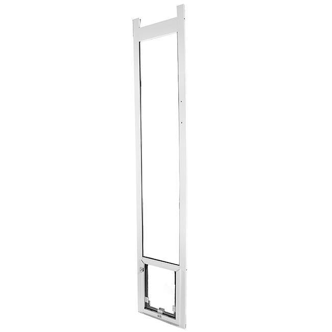 Hale Standard Patio Pet Door for Sliding Glass Doors