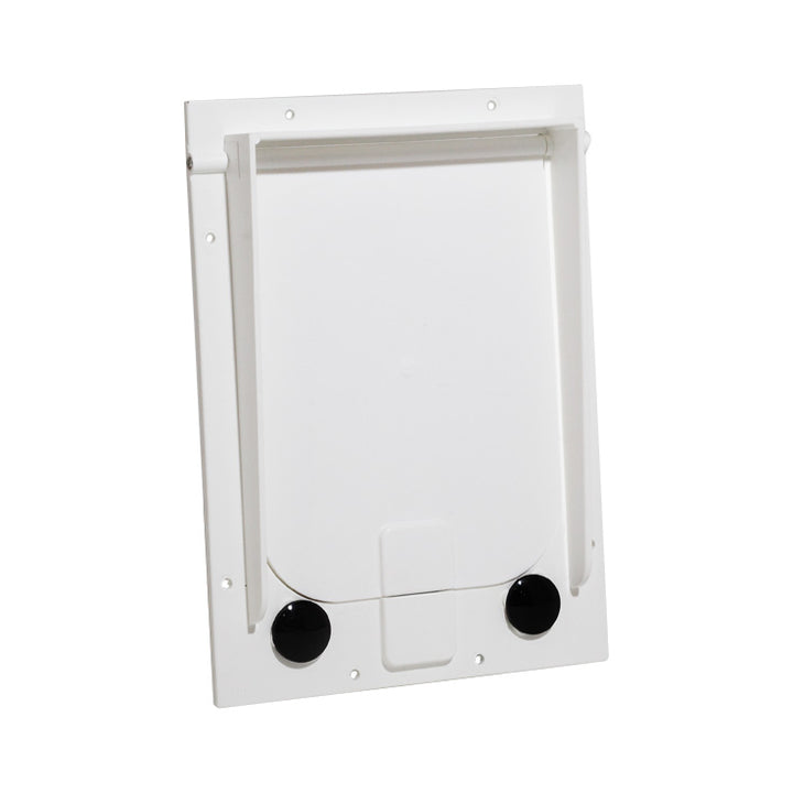 The Magnador Dog Doors for Doors & Kennels comes in two magnet strength types for any weather condition