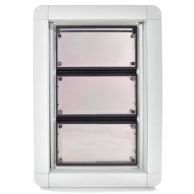 ideal draftstopper aluminum pet door