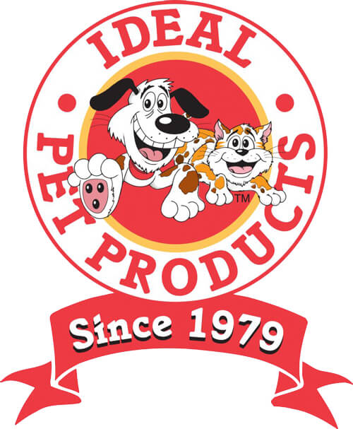 Ideal pet products brand logo