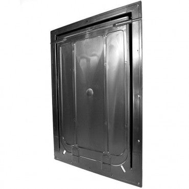 The Magnador Dog Doors for Doors & Kennels in bronze