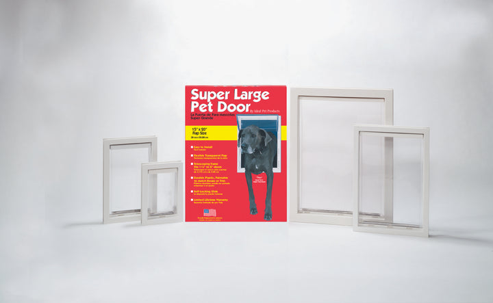 ideal perfect pet designer series Original pet doors