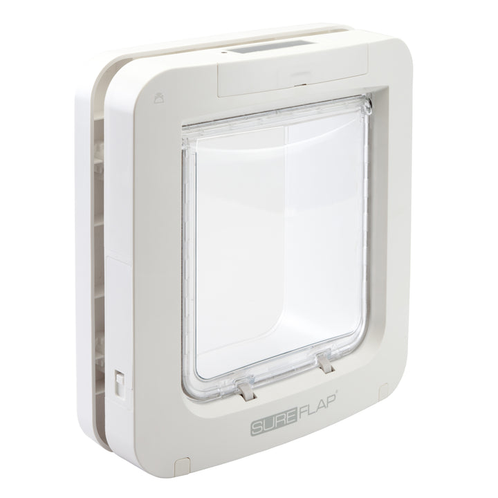 sureflap pet door connect buttons concealable for clean look