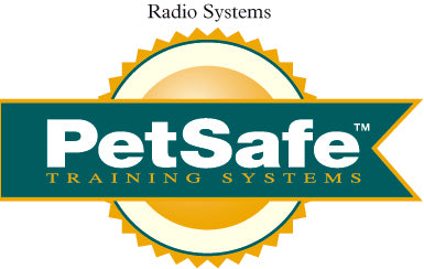 The logo for Petsafe products, which is the largest manufacturer of pet products in the US