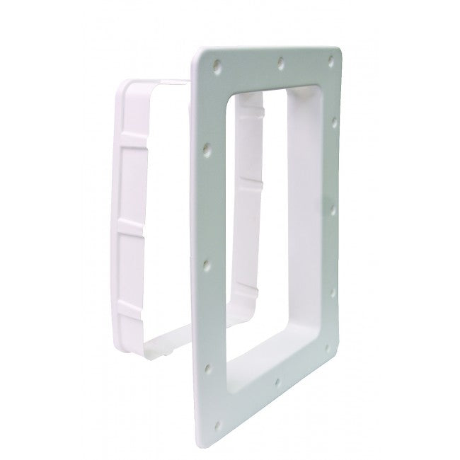 petsafe smart door wall kit that comes with smart door for walls