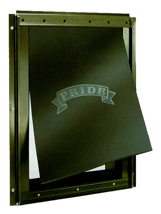 black rubber pride replacement flap