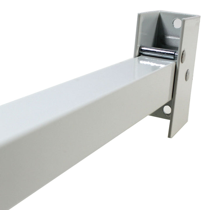 prime line charley bar sliding door lock secures in door or window frame