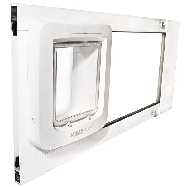 thermo sash 2e with sure petcare microchip door