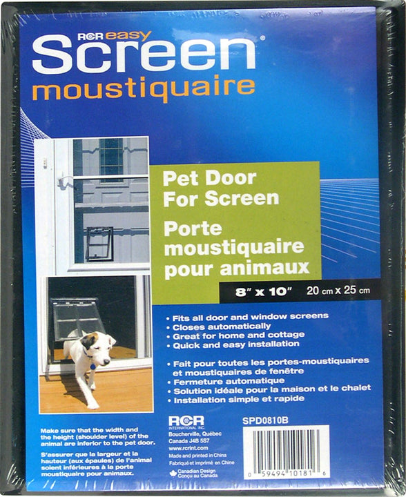RCR Easy Screen Pet Door by RCR