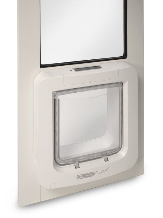 Thermo Panel 2e with SureFlap Microchip Pet Door bottom view