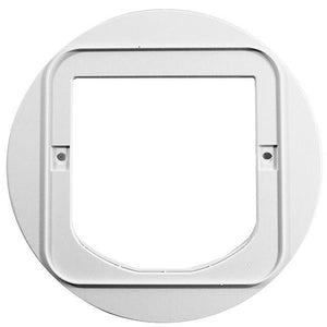 sureflap mounting adapter for microchip cat door