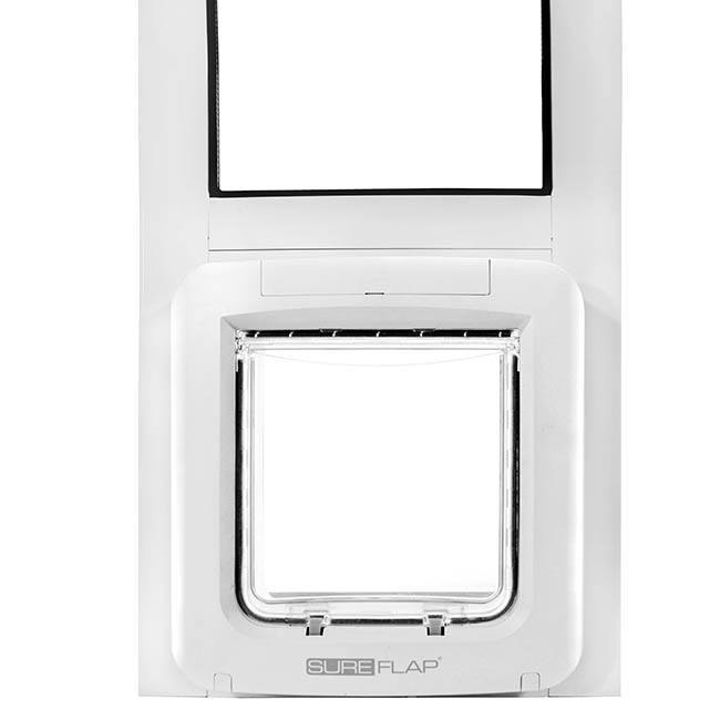 front view Thermo Panel 2e with SureFlap Microchip Pet Door