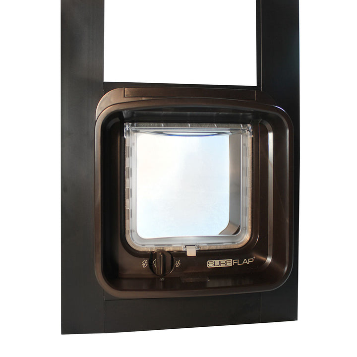 Thermo panel 2e comes in several colors that match the Sureflap dualscan cat flap