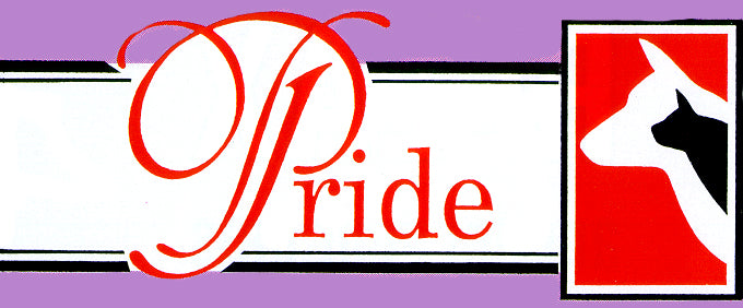 pride pet products logo