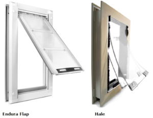 endura flap and hale doggie door options for energy efficiency and insualtion