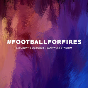 Rescheduled #FootballForFires Match More Important Than Ever as COVID-19 Hits Bushfire-Affected Communities