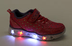 Illuminated Wink Kids shoes