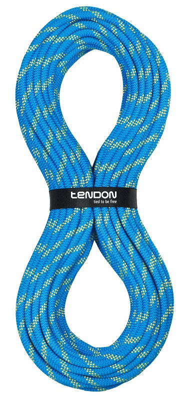 Tendon Static Secure 11, just one example of how Tendon uses advanced technology to make rope even safer.