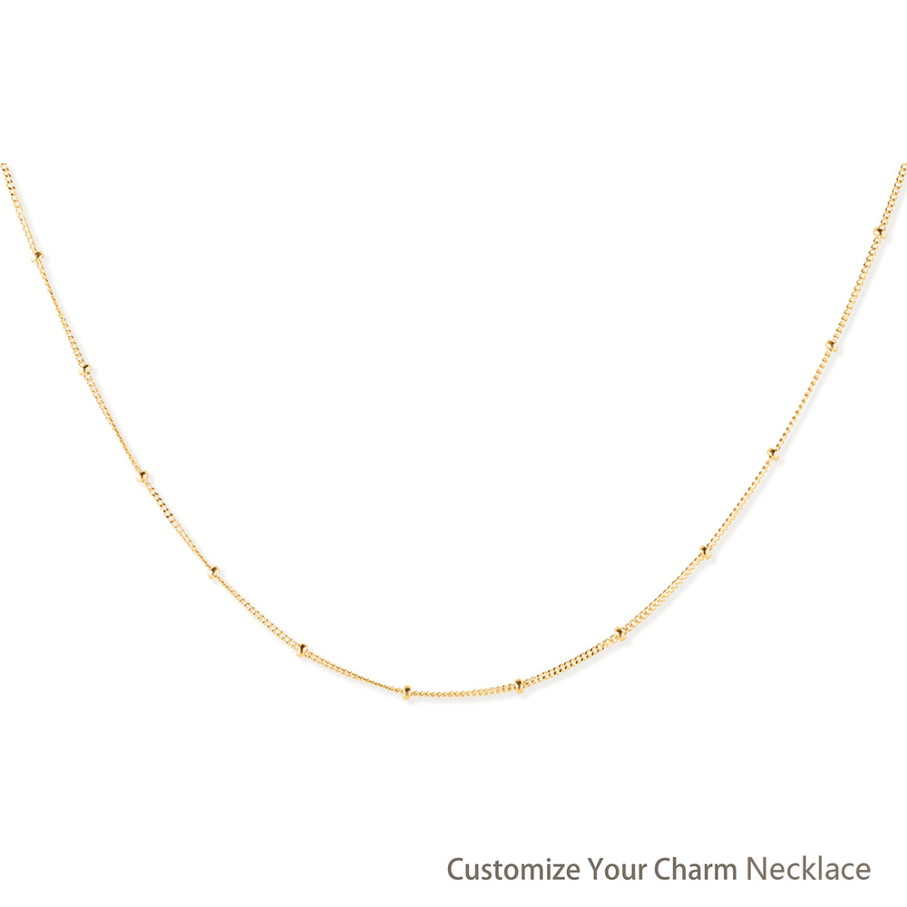 [PRE-SALE] Gold Bobble Chain Necklace